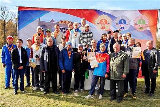 Спорту все возрасты покорны: разыграны награды Всероссийского фестиваля спорта и здоровья