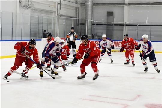 МХК «Сокол» провел первый домашний матч в Региональном центре по хоккею
