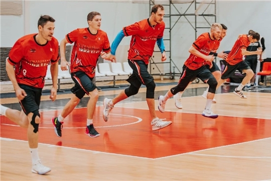 Баскетбольный клуб «Чебоксарские ястребы» поборется за выход в ¼ Кубка России