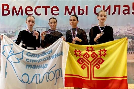Сборная Чувашии по чир спорту достойно выступила на чемпионате и первенстве Поволжья