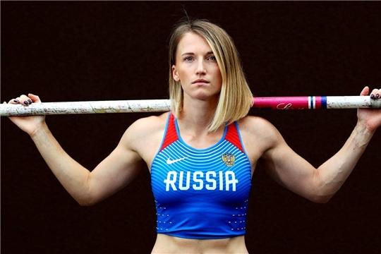 Чемпионка мира Анжелика Сидорова номинирована на Национальную спортивную премию-2020