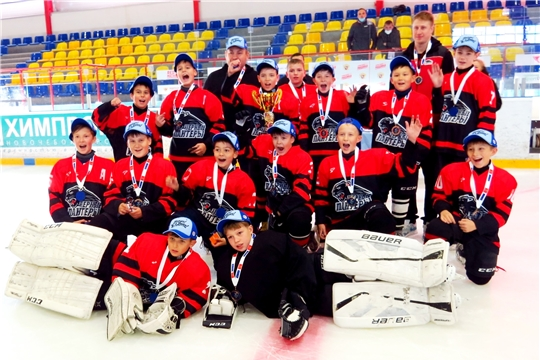 Чувашия приняла межрегиональный этап «Кубка «Добрый лед»