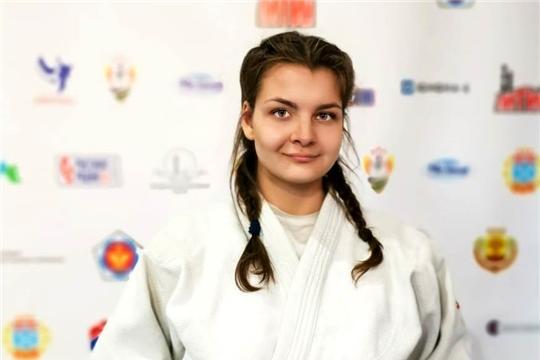 Полина Тимкова завоевала «золото» Всероссийских соревнований по дзюдо