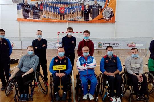 Парабадминтонисты Чувашии одержали командную победу на чемпионате России в Ставрополе
