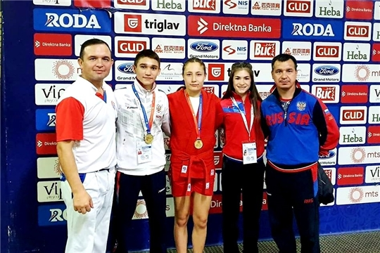 Президент Всероссийской федерации самбо поблагодарил Главу Чувашии за развитие спорта в регионе