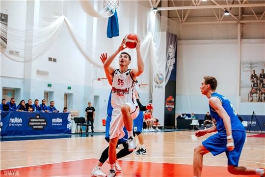 Баскетбольный клуб «Чебоксарские ястребы» сыграет с командой «Металлург Магнитогорск»
