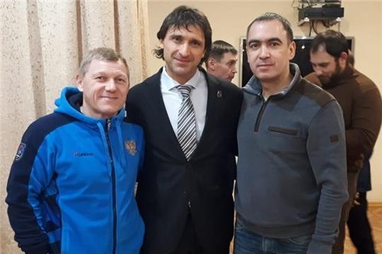 Геннадий Иванов вошёл в состав Исполкома Федерации тяжёлой атлетики России