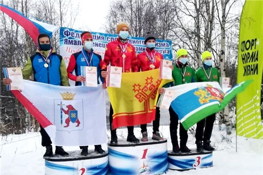 Спортивные туристы Чувашии вернулись с медалями Кубка России