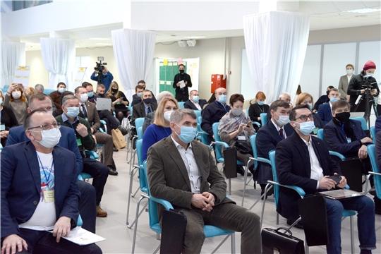 В столице Чувашии состоялась  презентация  межотраслевых проектов  «Росинка 2.0. Перезагрузка» и «Белые камни. Новая жизнь»