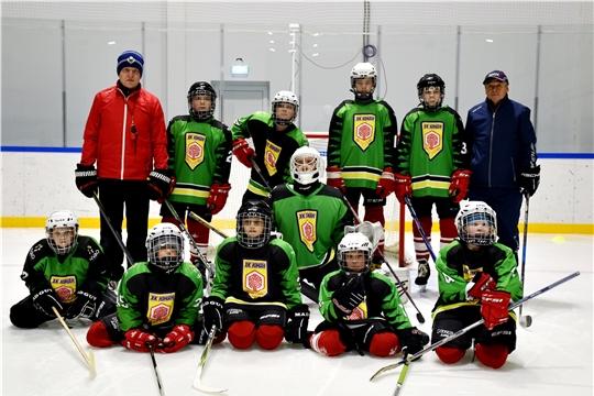 Команда «Юман» примет участие в первом матче по хоккею для незрячих в России
