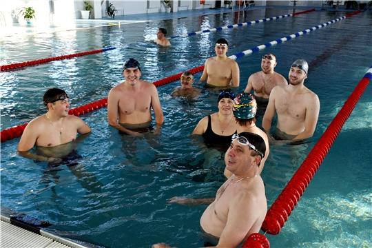 Обучение инструкторов в рамках программы обязательного обучения плаванию младших школьников