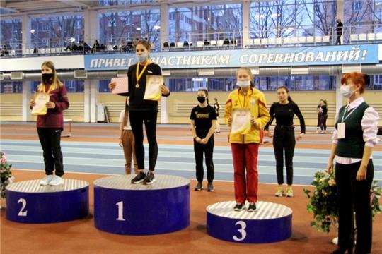 В Чувашии прошла матчевая встреча по лёгкой атлетике памяти Героя ССCР Н.М. Дудецкого