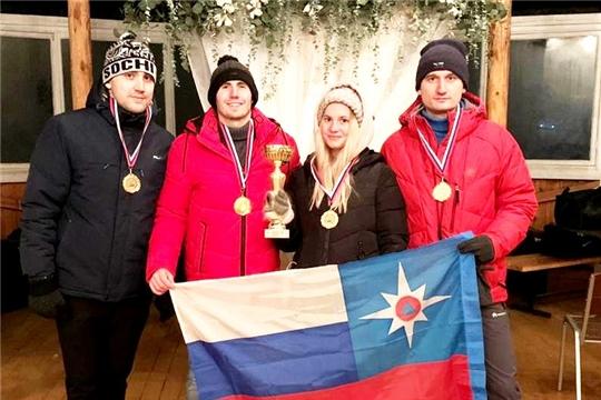 Спортсмены Чувашии – медалисты второго этапа Кубка России по зимнему плаванию