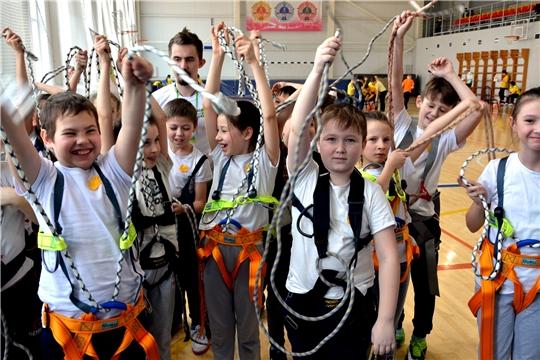 В Чувашии успешно реализован проект «Я выбираю спортивный туризм. Туризм в сельские школы»