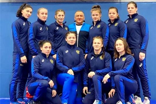 Воспитанницы чувашской школы женской вольной борьбы выступят на Кубке мира