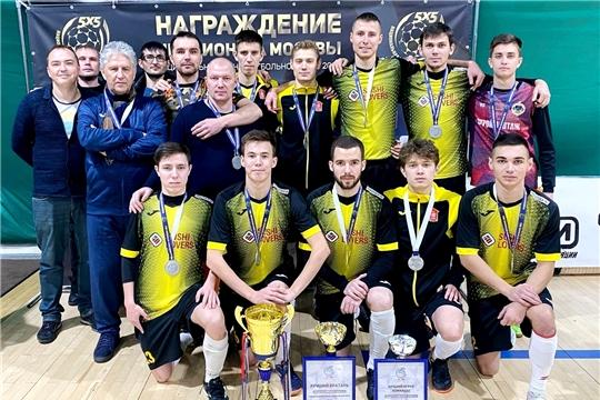 МФК «Урмары» выиграл «серебро» Общероссийского финала Национальной мини-футбольной лиги