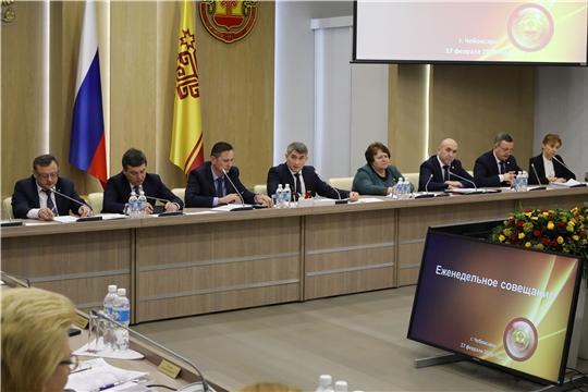 По поручению врио Главы Чувашии Олега Николаева в республике проведут комплексный анализ расчетов за потребленный газ