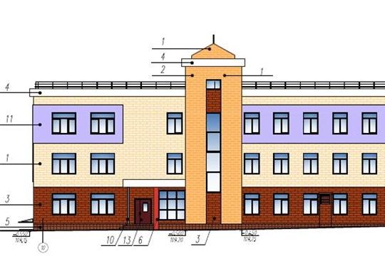 Объявлен электронный аукцион на строительство дошкольного образовательного учреждения на 250 мест в микрорайоне «Радужный» г. Чебоксары