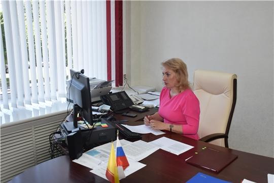 Состоялся вебинар по вопросам внедрения Региональной информационной системы управления закупками Чувашской Республики