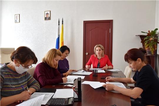 Состоялось очередное заседание коллегии Государственной службы Чувашской Республики по конкурентной политике и тарифам