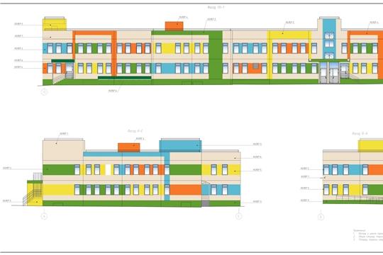 В рамках национального проекта «Образование» объявлен конкурс  на строительство детского сада на 160 мест в мкр. «Альгешево» г. Чебоксары
