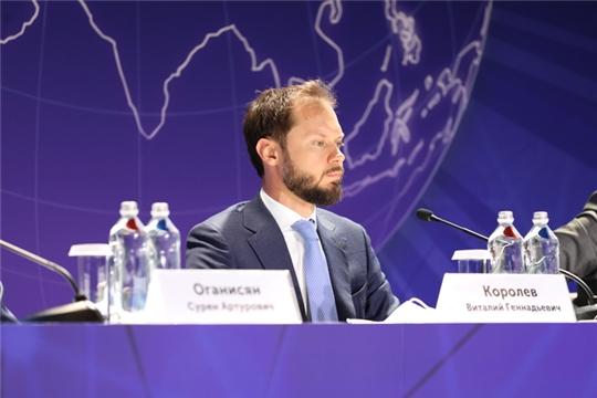 Виталий Королев: в перспективе сбор данных для установления тарифов должен перейти в бесконтактный формат