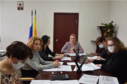 Состоялось очередное заседание коллегии Госслужбы Чувашии по конкурентной политике и тарифам