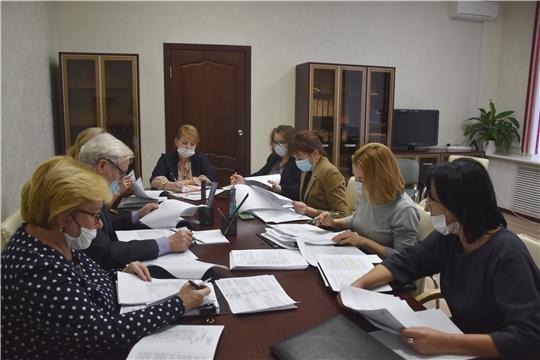 Состоялось очередное заседание коллегии Государственной службы Чувашской Республики по конкурентной политике