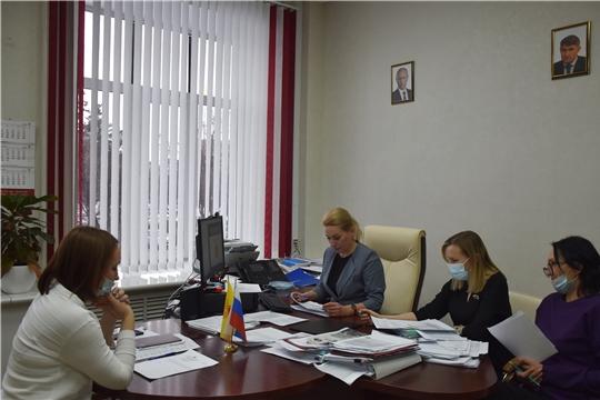 Состоялось заседание коллегии Госслужбы Чувашии по конкурентной политике и тарифам