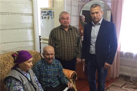 1 января 2020 года исполнилось 90 лет Степанову Георгию Степановичу
