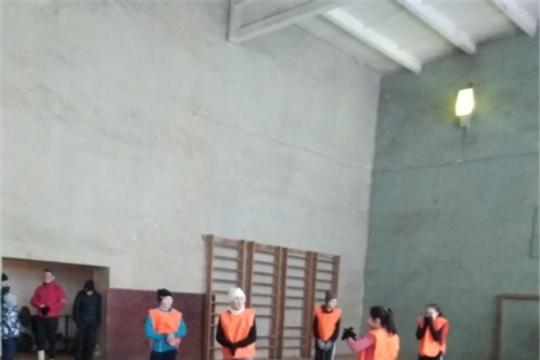 В  спортзале села Ковали прошел турнир по   мини-футболу