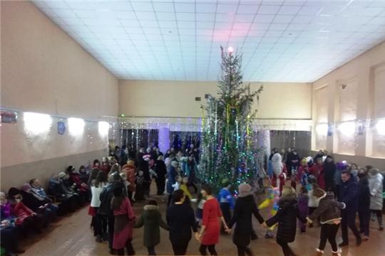 Новогодние праздники в Чубаевском сельском поселении
