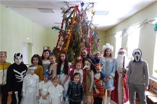 """Театрализованная представление """"Рождественская сказка"""""""
