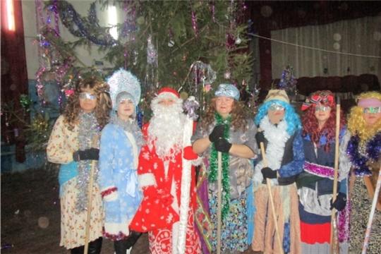 Старый Новый год в Мусирминском СДК
