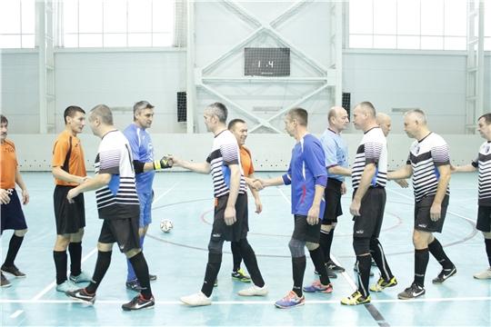 Первенство Чувашии  по мини-футболу среди ветеранов