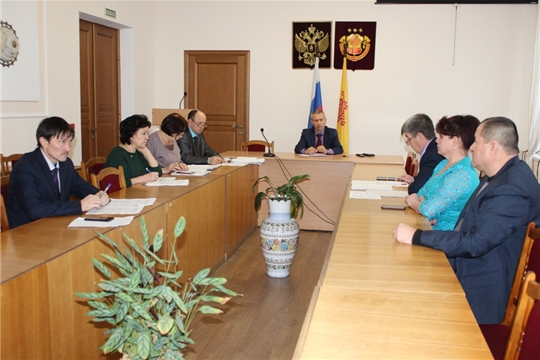 Рабочие встречи с активами Шихабыловского, Шигалинского, Чубаевского и Челкасинского сельских поселений