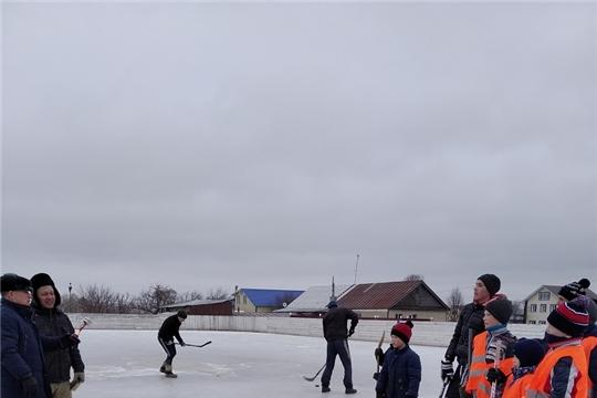Хоккейный турнир, посвященный ко Дню Защитников Отечества