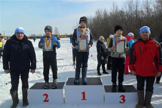 Чемпионат и первенство Урмарского района по лыжным гонкам