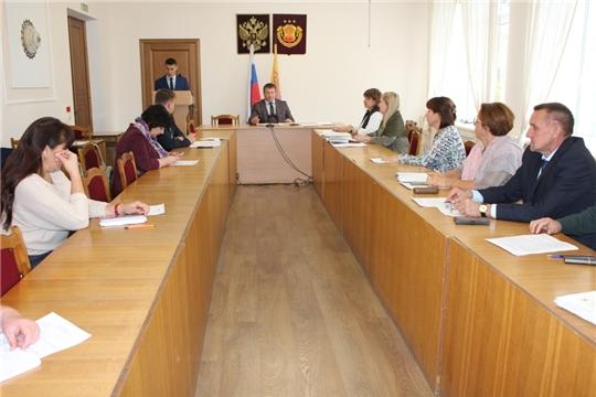 Очередное заседание районной антинаркотической комиссии
