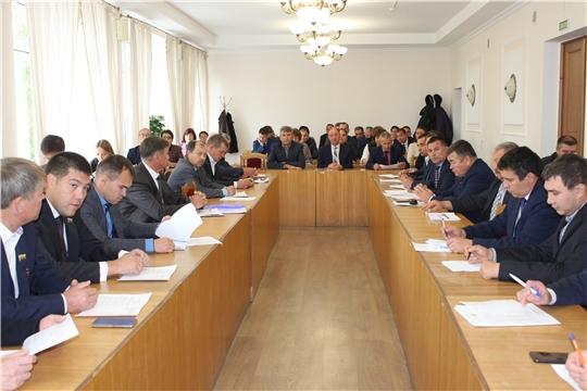 Первое заседание УРСД седьмого созыва
