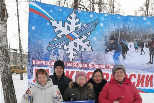 """""""Лыжня России-2020"""" в Урмарском районе"""