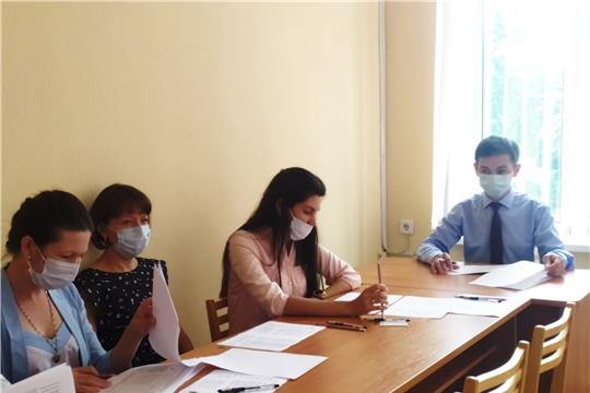 Заседание балансовой комиссии Госветслужбы Чувашии