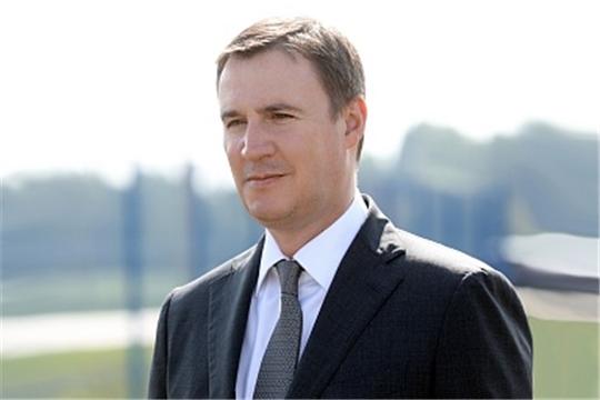 Поздравление Дмитрия Патрушева с Днем работника сельского хозяйства и перерабатывающей промышленности