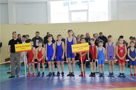 Республиканский турнир по вольной борьбе памяти Юрия Шереметьева определил сильнейших