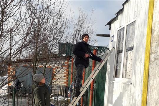 В Малояушском сельском поселении продолжается подготовка к Всероссийской переписи населения