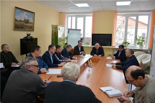 В администрации района обсудили вопросы реализации мусорной реформы