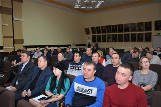 На семинаре-совещании обсуждены актуальные вопросы