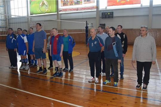 Турнир по волейболу памяти Николая Милицкова