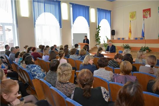 В администрации района обсуждены вопросы, связанные с ситуацией по коронавирусу