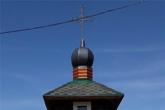 В деревне Ершипоси состоялось торжественное открытие часовни
